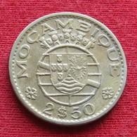 Mozambique 2.50 Escudo 1965 Mozambico Moçambique Wº - Mozambique
