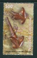 """TIMBRE Oblit. De 2008 """"500 F - Casse-tête Tétons"""" - Neukaledonien"""