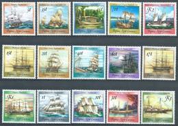 Papua E Nuova Guines - GUINEA  1987 Imbarcazioni- Boats &  1988 Ships - Complete MNH - Papua Nuova Guinea
