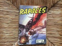 BANDE DESSINÉE RAPACES  No 343   ANNÉE 1979 - Rapaces