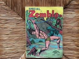 BANDE DESSINÉE ZEMBLA  No 59  ANNÉE 1978 - Zembla