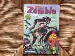 BANDE DESSINÉE ZEMBLA  No 78  ANNÉE 1983 - Zembla