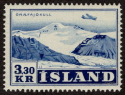ICE SC #C29 MNH 1952 Views / Oraefajokull CV $7.00 - Airmail