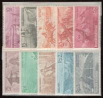 INO SC #507-16 MNH 1961 Tourist Publicity CV $9.75 - Indonesien