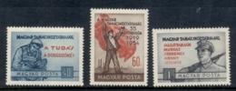 Hungary 1954 First Hungarian Communist Republic MUH - Ungarn