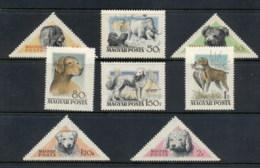 Hungary 1956 Hungarian Dogs MUH - Ungarn