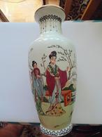 Satsuma Style - Japan Vase - Céramiques