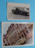 Oude Auto / Vieux Voiture / Automobiles / OLD Car  ( Coca-Cola VW Busje > Zie Foto Voor Details ) ! - Cars