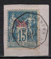 CHINE                 N°     YVERT  6   (1)    OBLITERE       ( Ob  3/42 ) - China (1894-1922)