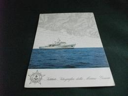 Nave Ship Guerra A 5303 Istituto Idrografico Della Marina Genova Carta Geografica Porto Di Genova - Guerra