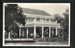 AK Soerabaja, Residentiehuis - Indonesië