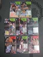 PLDT Chip Phonecard, NBA Basketball Stars,set Of 10,mint In Folder,cards In Origninal Blister And With Hologram Logo - Filippine
