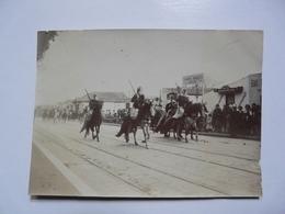 PHOTOGRAPHIE ANCIENNE - TUNIS : Spahis - Alben & Sammlungen