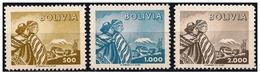 Bolivia/Bolivie: Costume Locale, Coutumes Locales, Local Custom - Costumi