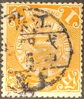 CHINA IMPERIAL POST 1 CENT FINE USED - Gebraucht