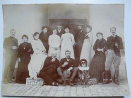 PHOTOGRAPHIE ANCIENNE - TUNIS :BOU ER REBIA (Paul En Stage De Décembre 1902 à Juillet 1903) - Alben & Sammlungen