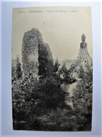 FRANCE - BAS RHIN - SCHIRMECK - Ruines Du Château - Schirmeck