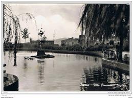 ISERNIA:  VILLA  COMUNALE  -  LAGHETTO  -  FOTO  -  FG - Isernia