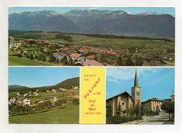 Ronzone (Trento) - Saluti Da - Cartolina Multipanoramica - Viaggiata Nel 1978 - (FDC16324) - Trento