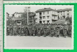 Militare. Soldato. Uniforme. Divisa.  Soldati. Militari. Alpini.  38 - Uniforms