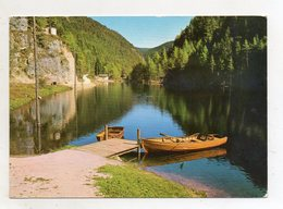 Fondo (Trento) - Il Lago Smeraldo - Viaggiata Nel 1968 - (FDC16325) - Trento