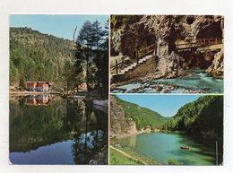 Fondo (Trento) - Il Lago Smeraldo - Cartolina Multipanoramica - Non Viaggiata - (FDC16326) - Trento
