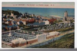 Le Tréport (Seine-Maritime) Cimetière Militaire Anglais - Le Treport