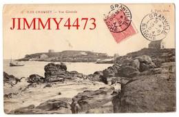 CPA - Vue Générale En 1904 - ILES CHAUSEY ( Granville ) 50 Manche - N° 12  Edit. Tampon De HOTEL DES ILES CHAUSEY - Granville