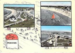 56 - PENVINS - Multi-vues - France