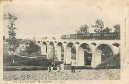 CPA 31 Haute Garonne Boulogne Sur Gesse Le Viaduc Non Circulée - Autres Communes