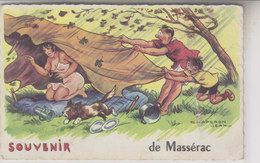SOUVENIR DE MASSERAC - Francia