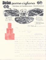 BOHN - BRICK FACTORY , KIKINDA , JIMBOLIA , SENTHUBERT , CHARLEVILLE , VINKOVCI 1928 - Advertising