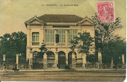 Saigon - Le Justice De Paix - Viêt-Nam