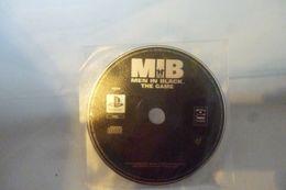 MIB MEN IN BLACK THE GAME PLAYSTATION GREMLIN PAL K12 - DVD