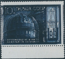 B4808 Russia USSR Science Architecture Astronomy ERROR - Astronomie