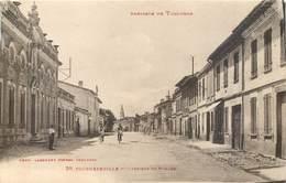 CPA 31 Haute Garonne Tournefeuille Intérieur Du Village - Otros Municipios