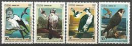 Cuba 2017 / Birds MNH Vögel Aves Oiseaux / Cu4500  C1-5 - Oiseaux