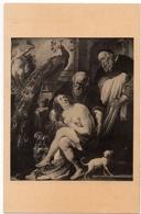 Bruxelles : Musée, Suzanne Et Les Vieillards, Par J. Jordaens (Editeur Nels, N°126) - Museums