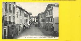 ESPELETTE Grand'Rue (Marcel Delboy) Pyrénées Atlantiques (64) - Espelette