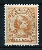 Holanda Nº 39 Nuevo* Cat.80€ - Period 1891-1948 (Wilhelmina)
