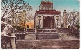 °°° 13474 - VIETNAM - HUE' - STELE AU TOMBEAU DE L'EMPEREUR TU DUC - 1957 °°° - Vietnam
