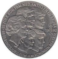 Netherlands, 1992, Royal Family,10 Ecu - EURO