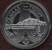 Netherlands, 2 1\2 ECU, Maastricht, 1993 - EURO