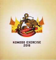 Ref #1486 Indonesia 2015 Komodo Exercise - Indonesia