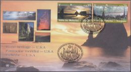 UNO WIEN 2003 Mi-Nr. 397/98 FDC - FDC