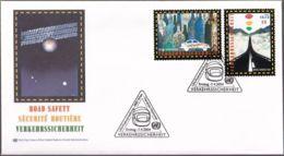 UNO WIEN 2004 Mi-Nr. 417/18 FDC - FDC
