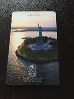 Hotelkarte Room Key Keycard Clef De Hotel Tarjeta Hotel RITZ CARLTON NEW YORK BATTERY PARK - Telefonkarten