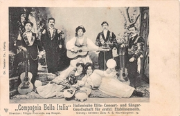 Compagnia Bella Italia Filippo Faccenda Aus Neapel Italy - Música