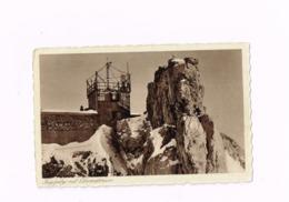 Zugspitze.mit Observatorium.Expédié De Garmisch-Partenkirchen à Offenbach/Main. - Allemagne