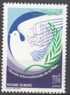 N° 1011 Du Maroc - X X - ( E 1229 ) - Pigeons & Columbiformes